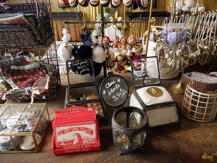 Bonnes sœurs, une boutique à Lyon barocco boho