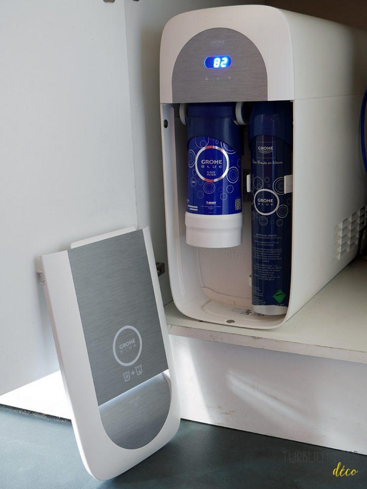 grohe blue home source d 39 eau fra che la maison. Black Bedroom Furniture Sets. Home Design Ideas