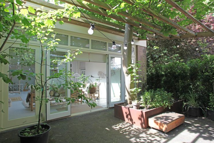 Le loft tout en douceur d 39 ir ne mertens amsterdam - Appartement a vendre a amsterdam ...