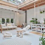 Le loft tout en douceur d'Irène Mertens à Amsterdam