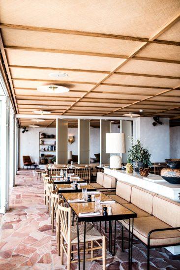 Hôtel Les Roches rouges à Saint Raphaël par le duo d'architectes Festen