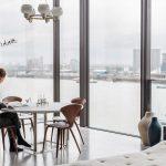 Luxe sur la Tamise : design et contemplation