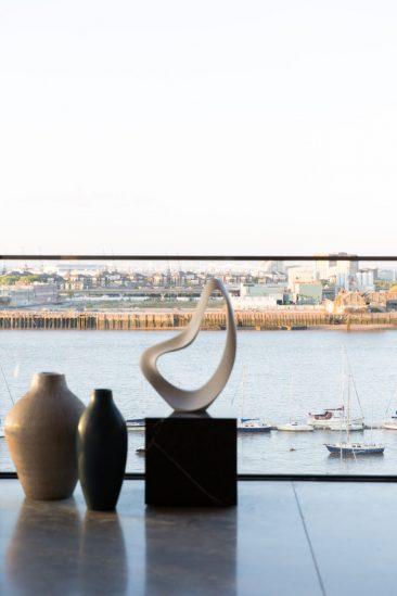 Luxe sur la Tamise : design et contemplation    The Cereal ABODE, Londres SE10