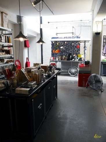 Adresses déco Paris 3 : Concept-store Merci || Turbulences Déco