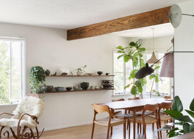 Le bungalow de Momo Suzuki et Alexander Yamaguchi à Passadena || Slow life, slow design en Californie