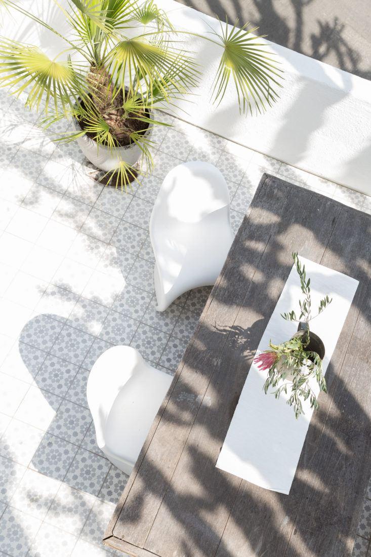 Le jardin de Gordana Golubovic sur les collines de L.A.