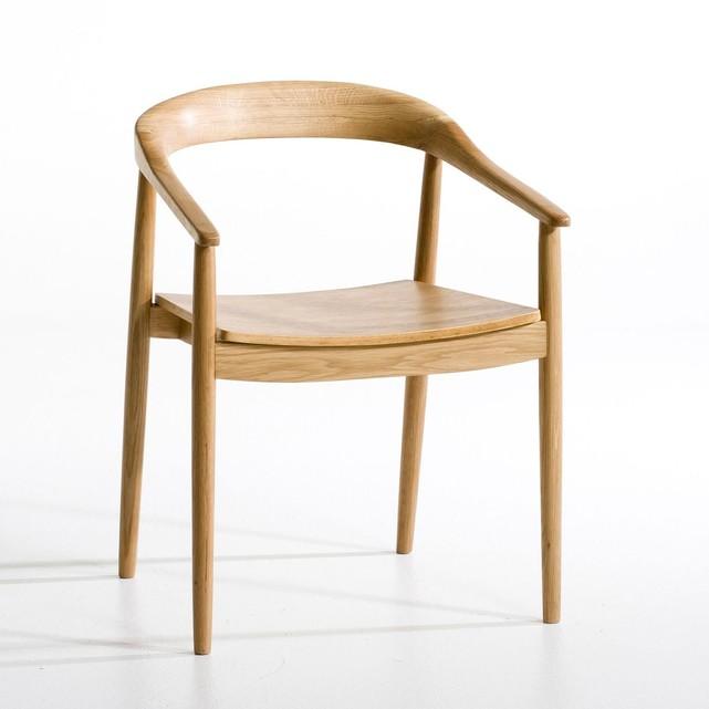 Chaise en chêne, Galb sur Ampm