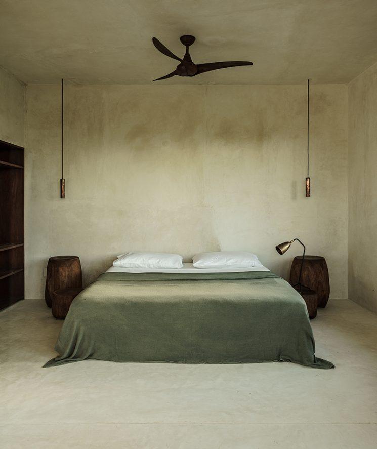 Maisons de terre    Treehouse à Tylum au Mexique par Annabel Kutucu
