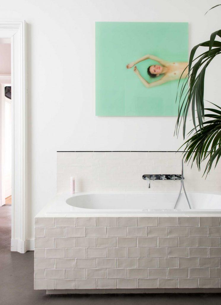 Tendance vert d\'eau : Plongez dans le grand bain - Turbulences Déco