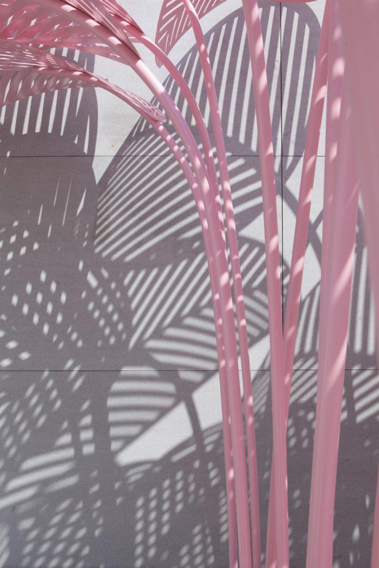 Inspiration déco, Un été tropicool || Le refuge de Marc Ange à Milan