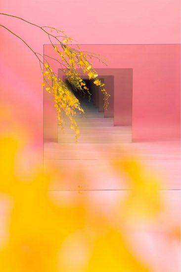 Sarah Meyohas - Mirror sculpture