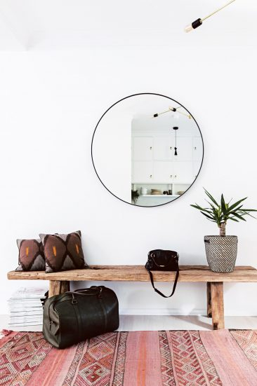 Un été en ville || L'appartement de Steven Reid à Manly, Sydney