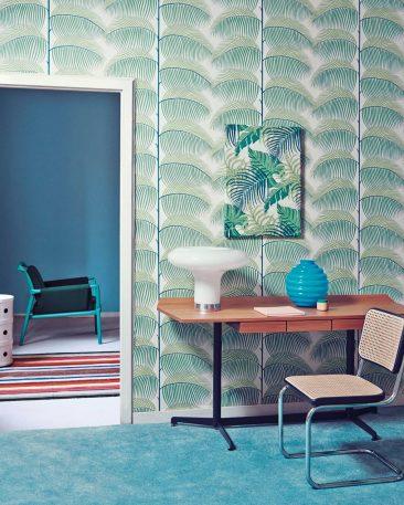 Palm du studiopepe imaginée pour le ELLE Decor Italie