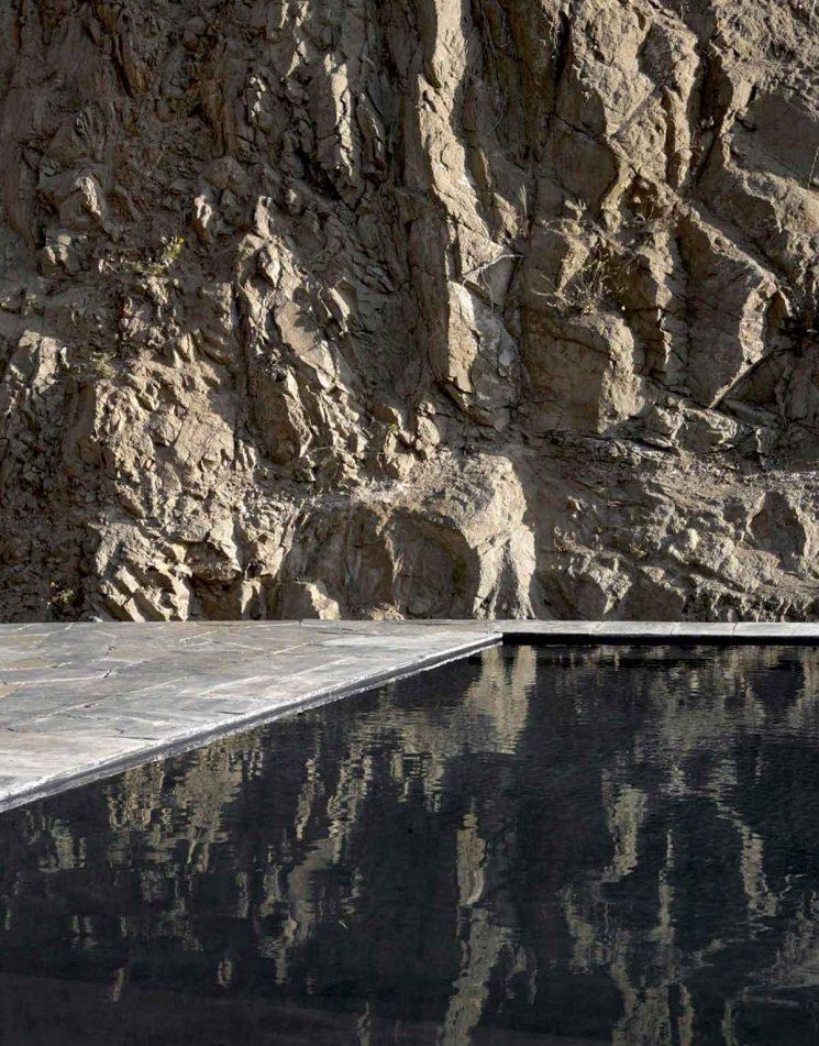 Maisons de terre    Villa E à Ourika au Maroc par le studio Ko
