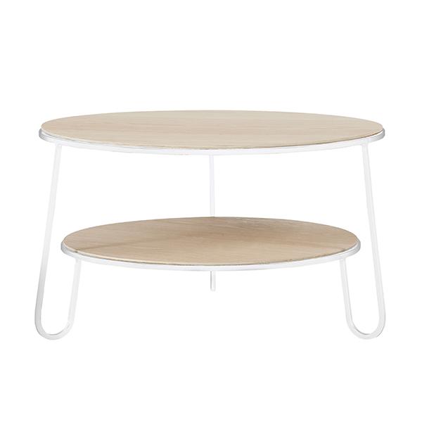 Table basse, Eugénie, design : Amandine Chhor,Aïssa Logerot pour Hartô