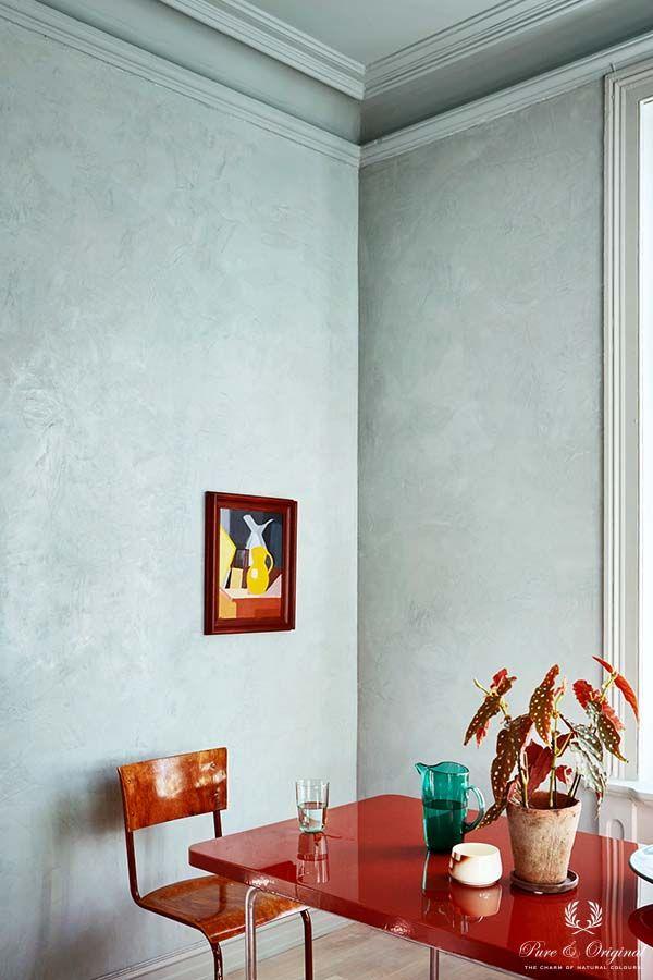Tendance vert d'eau || Pure&Original, marque de peinture allemande