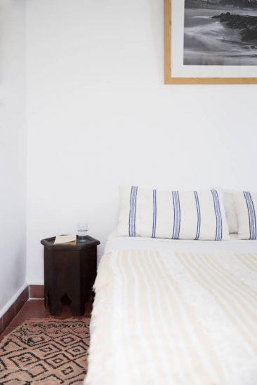 Rayures d'été, rayures ethniques || Maison à Tanger