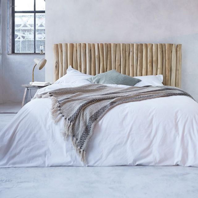 Tête de lit en bois flotté, River - Tikamoon