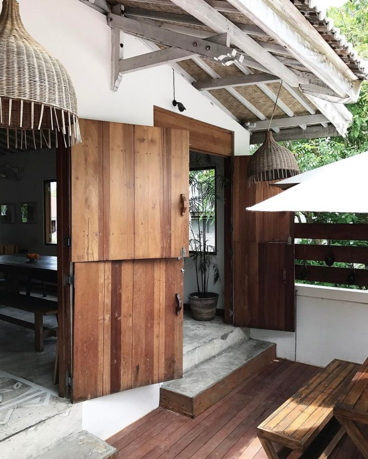La villa Arjuna à Canggu, Bali par Yoli and Otis