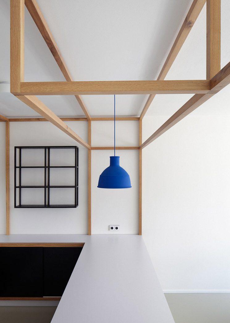 Comment adopter le bleu et blanc en déco ? || Mjölk architects