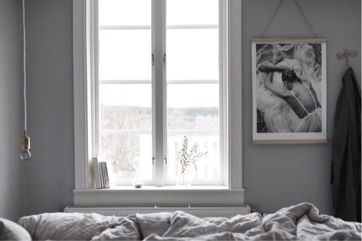 [ Inspiration déco ] La déco neutre et nature || L'intérieur de la blogueuse suédoise Anna Kubel