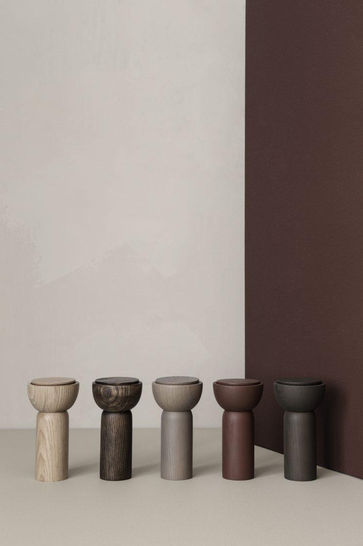 Terracotta et autres bruns, les couleurs de cette saison || Catalogue Ferm Living AW 2017