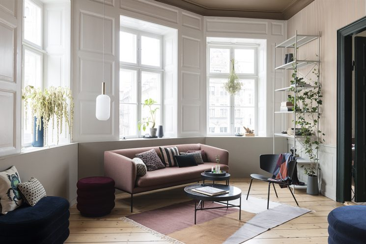 L'appartement showroom de Ferm Living