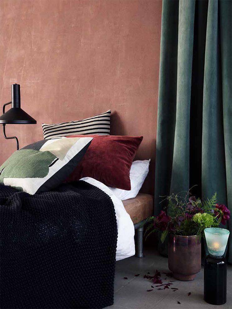 Terracotta et autres bruns, les couleurs de cette saison || Catalogue House Doctor AW 2017