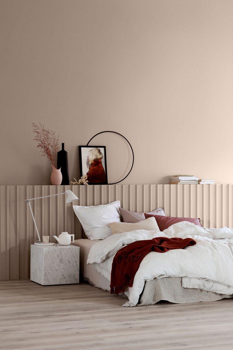 Les tendances 2018 par la marque de peinture norvégienne Jotun