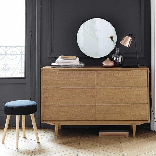 une chambre hygge. Black Bedroom Furniture Sets. Home Design Ideas