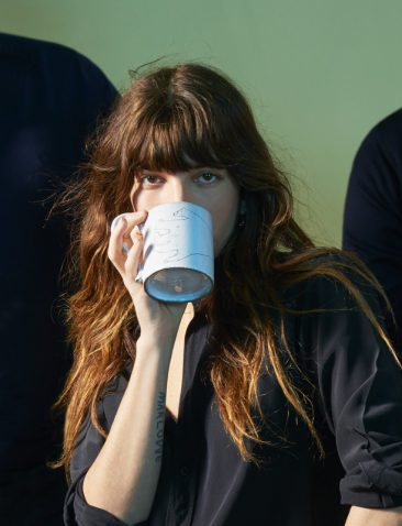 Collaboration Lou Doillon & Astier de Villatte