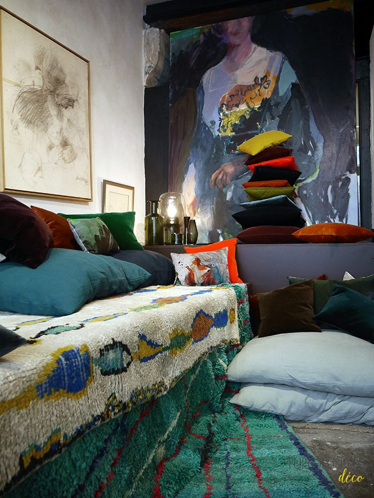 Visite du concept store Démodé, rue de Grenelle || Turbulences Déco