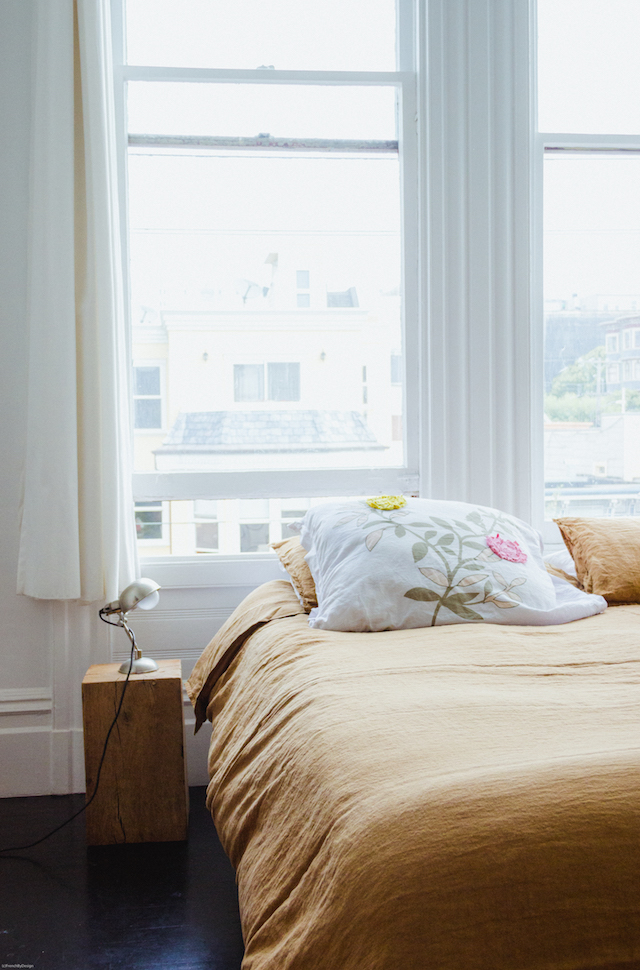 Intérieurs blancs chic et trendy || L'appartement de Si, franch by design à San Francisco