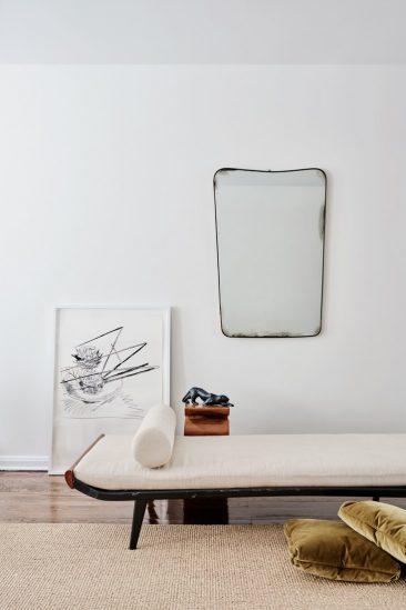 Intérieurs blancs chic et trendy || La maison deMarina Larroudéde l'Upper East Side