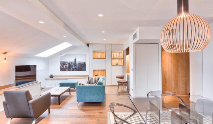 Trouver un architecte avec Archidvisor || Rénovation d'un appartement à Lyon par l'agence Human architecte