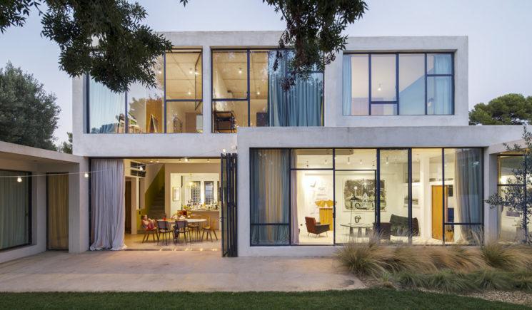 Trouver un architecte avec Archidvisor || Construction d'une maison à marseille par l'architecte Marion Bernard