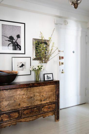Intérieurs blancs chic et trendy || Chez Roxanne Assoulin à New-York