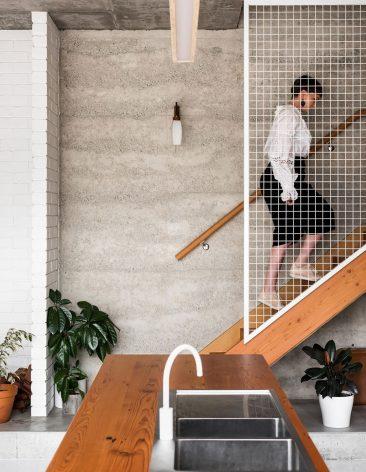 Intérieurs hygge peuplés de plantes - L'éco-maison de Tanya McKenna et Peter Chadwick en Australie