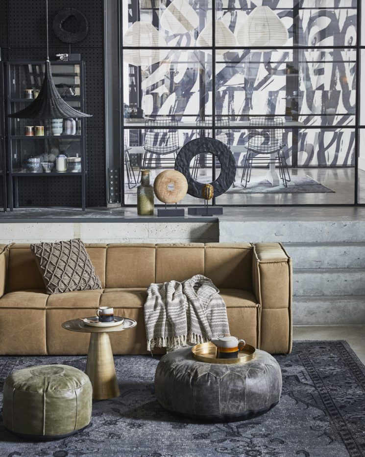 HK Living, un esprit wabi sabi et boho // Catalogue 2017