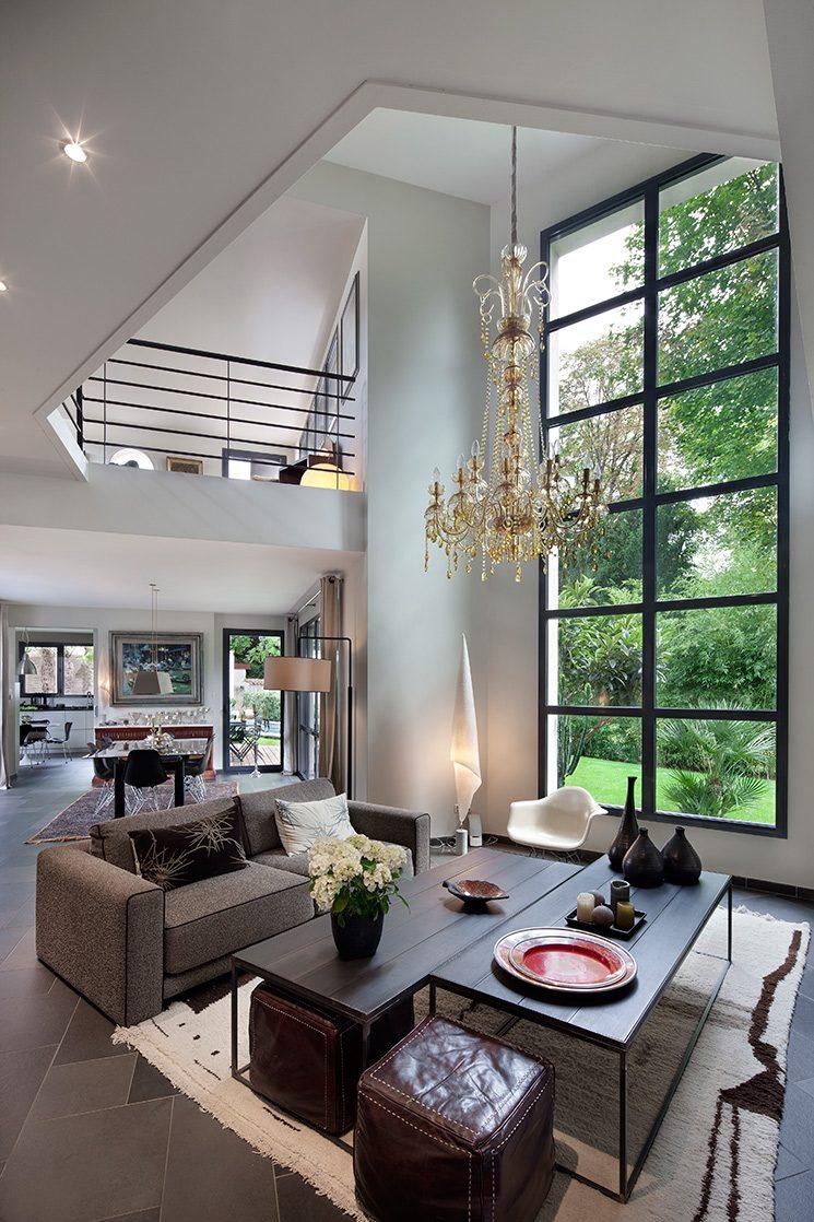 L'atout aluminium en aménagement d'intérieur