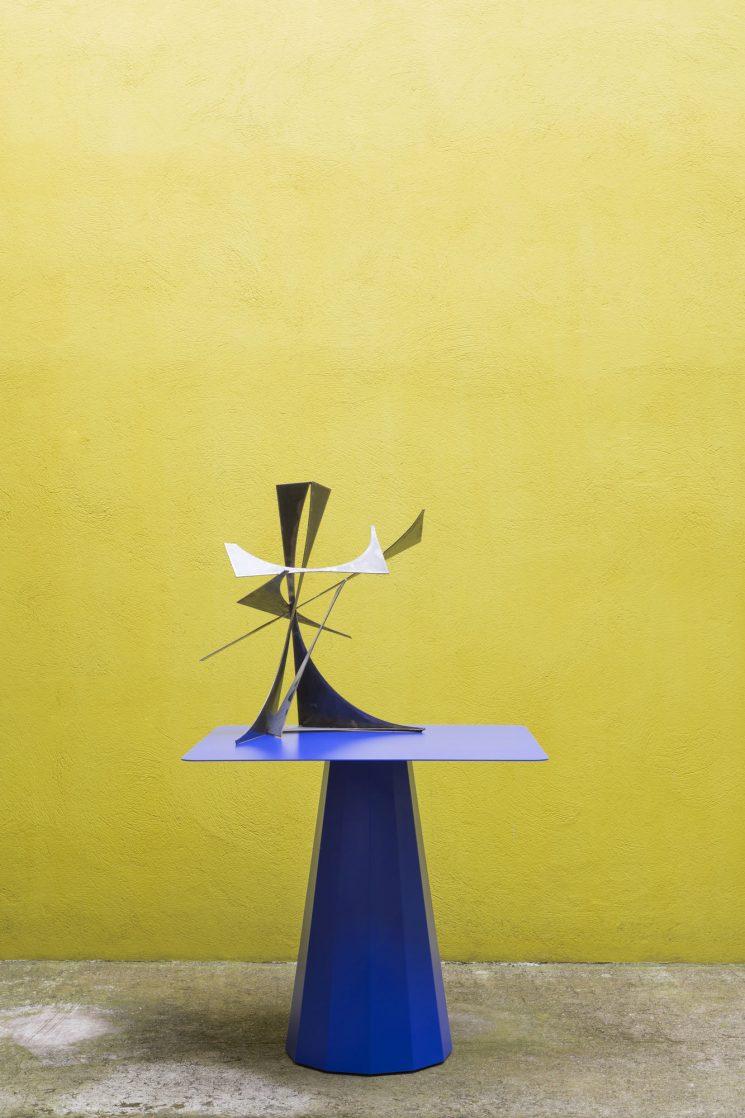 Matière Grise - Table de repas Ankara, design Constance Guisset