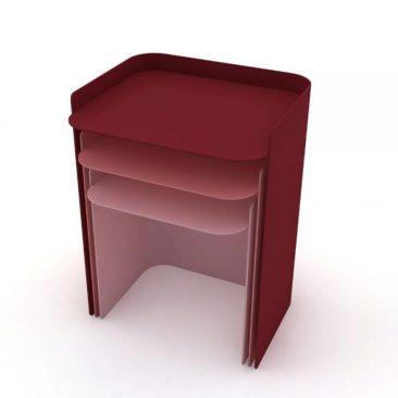 Table d'appoint, Flor - Matière Grise - 313 €