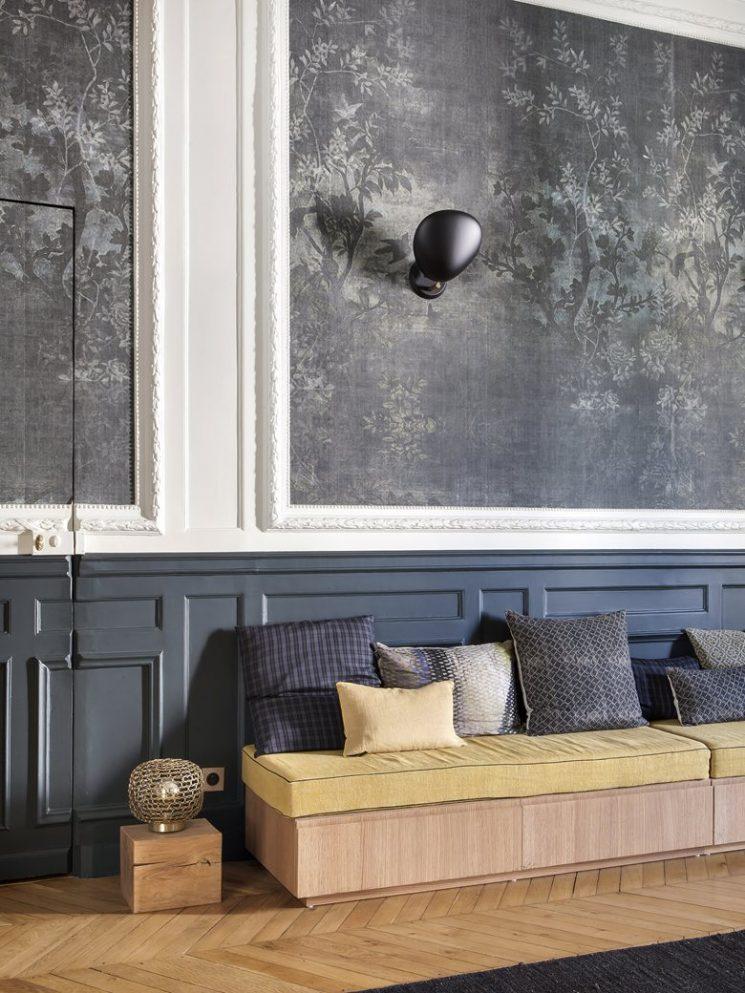 Appartement Malherbes par l'architecte Camille Hermand