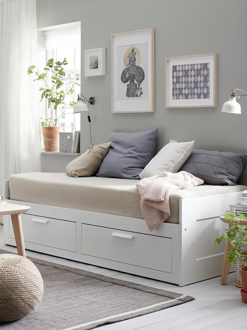 [ L'art de mixer le mobilier actuel sans faire catalogue ] Ce qu'il ne faudrait pas faire, un décor parfait de style scandinave par Ikea