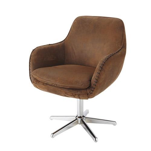 http://www.turbulences-deco.fr/wp-content/uploads/2017/10/maison-du-monde_fauteuil-de-bureau-en-microsuede-marron-andrews.jpg