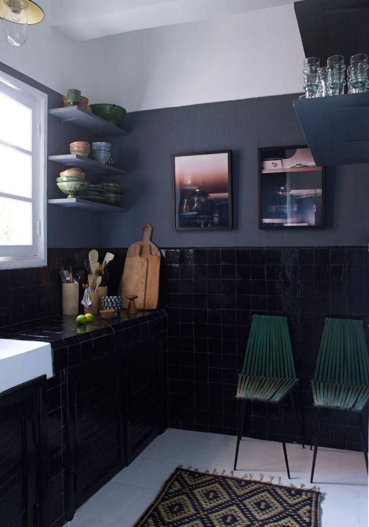 La magie des zelliges || La maison de Cassandra Karinsky au Maroc