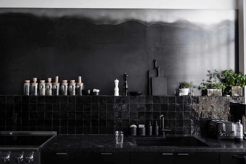 Plaque Sur Carrelage Cuisine la magie des zelliges en décoration intérieure - turbulences