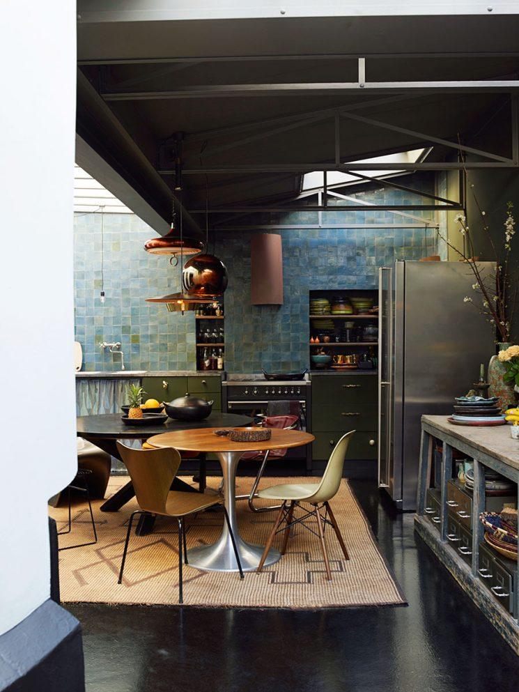 La magie des zelliges || Maison à Montmartre Paris