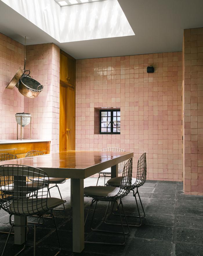 La magie des zelliges || La maison Pedregal par Luis Barragan au Mexique