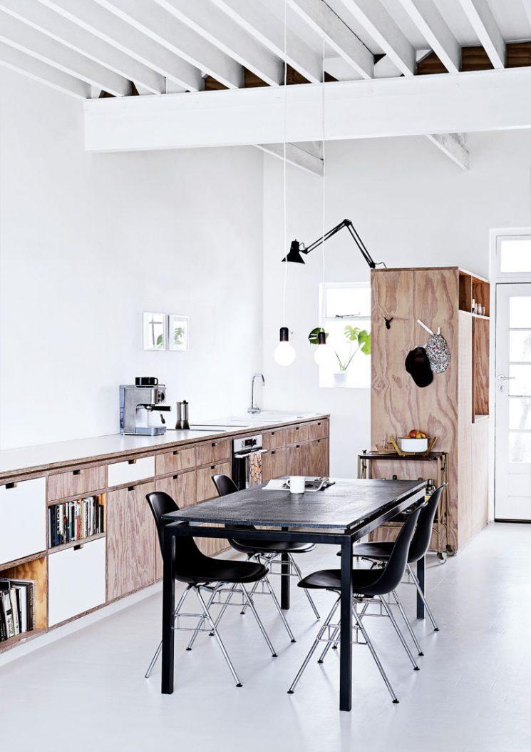 Un mini appartement en Afrique du Sud par l'agence L and L Architects